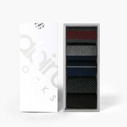 남성용 5팩 JIB-SET