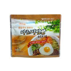 전투식량 비상식량 바로비빔밥 쇠고기