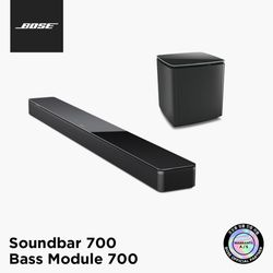 [BOSE] 보스 정품 사운드바 + 베이스 모듈 700 세트