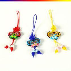 나비매듭E 색상옵션선택 (1개)
