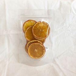 오렌지칩 35g 건조오렌지 오렌지 건조과일 과일칩 차