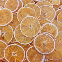 오렌지칩 500g 대용량 건조오렌지 건조과일 오렌지 차