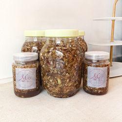 꿀배청 2kg 국산 꿀배도라지대추생강청 꿀배청 수제청