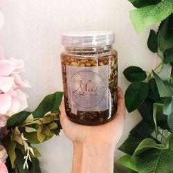 꿀배청 500g 국산 수제 꿀배도라지대추생강청 꿀배청