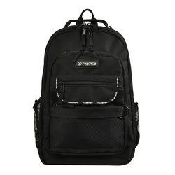 비아모노 VAIF2012 토마스 블랙 백팩 여행용 가방