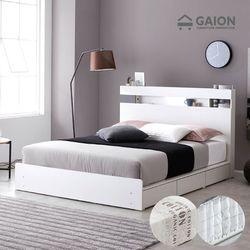 레이어 LED 서랍형 침대 K 오가닉 지퍼볼