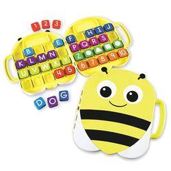 러닝리소스  LER3787 알파벳 꿀벌 가방