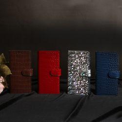 갤럭시 S6엣지 지엔느 지갑 가죽 핸드폰 휴대 폰 케이스