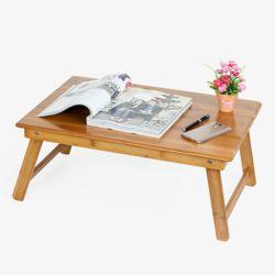 접이식 대나무 좌식 책상
