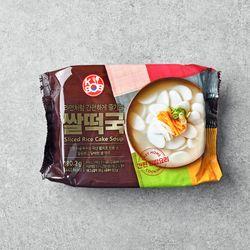 NEMO 케이밥 쌀 떡국 라면 떡라면4개   컵볶이 1개