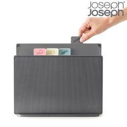 [조셉조셉] 인덱스 뉴 케이스 양면도마 핑크