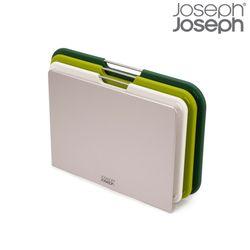 [조셉조셉] 네스트 도마 3p세트 레귤러 그린