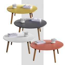 드리밍 600 원형 소파 테이블