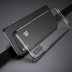 퓨어 크리스탈 케이스 아이폰 XS XR XS MAX