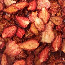 딸기칩 500g 건조딸기 딸기칩 건조과일  딸기말랭이
