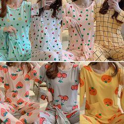 스타잇 파우치 파자마 잠옷 세트(7디자인)