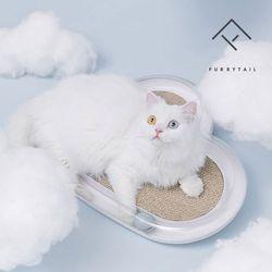 퓨리테일 고양이 클라우드 장난감 스크레쳐