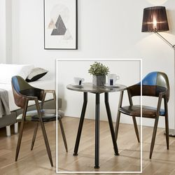 테리아스 원형 부부 테이블