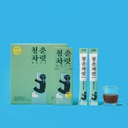 [무료배송] 밀라이트 청춘차렷 해장스틱 10세트 15g x 20 ea