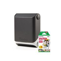 토미 스마트폰 포토 프린터 Printoss(프린토스) + 인화지 20매