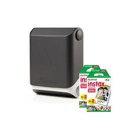 토미 스마트폰 포토 프린터 Printoss(프린토스) + 인화지 40매