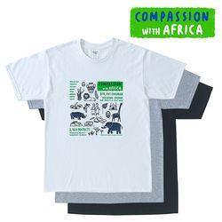 컴패션 지오 컬렉션 반팔티-아프리카