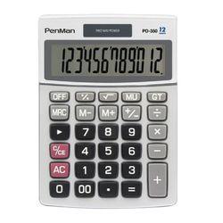 펜맨 계산기 PD-350 쌀집 계산기 회계용 사무용