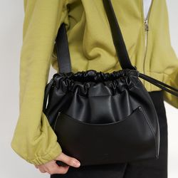 mini ohou bucket bag (4color)