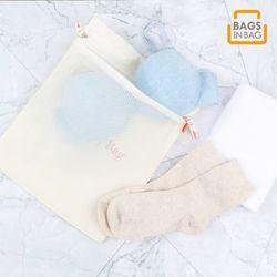 세탁물 파우치 BAC-LBNC