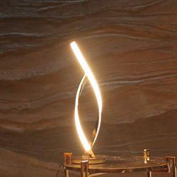 크로스 LED 테이블램프 단스탠드 무드등