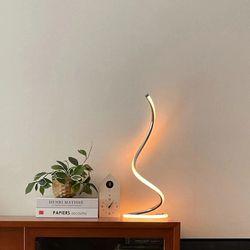 오로라 LED 테이블램프 단스탠드 무드등