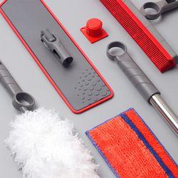 프로4Z 스웨덴 명품 청소도구 퀵앤클릭 5종 B세트