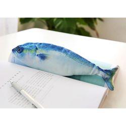 리얼 생선 청어 펜슬케이스