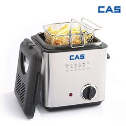 카스 가정용 전기 튀김기 YZG-120 돈까스 치킨 튀김기