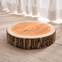 통나무 방석 1p