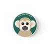 다람쥐원숭이 멸종위기동물 폰그립