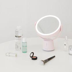 라이프썸 LED 거울 (LFS-HA13) 베이비핑크