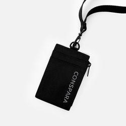 퍼펙트 가드 카드 지갑(코듀라) + 와이어 스트랩 PLCW1019PC