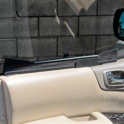 1p 차량 윈도우후크 햇빛가리개