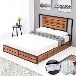 우드스틸 서랍형 침대 K 케미칼 기본봉합