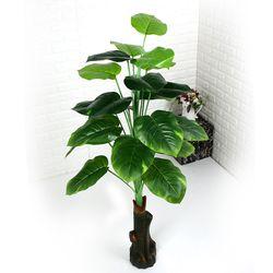 인테리어조화 인조나무 조화화분 필러트리 140