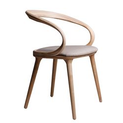 CH9777 코멜리 유니크 원목 의자