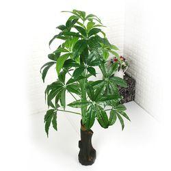 인테리어조화 인조나무 조화화분 파키라트리 140