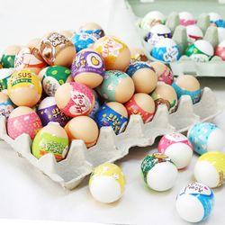 부활절 달걀 수축필름 (108매)- Happy Easter