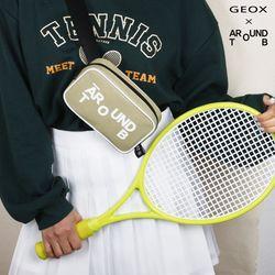 [GEOX] TENNIS WAISTBAG BEIGE 테니스웨이스트백 베이지