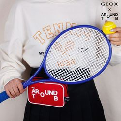 [GEOX] TENNIS WAISTBAG RED 테니스웨이스트백 레드