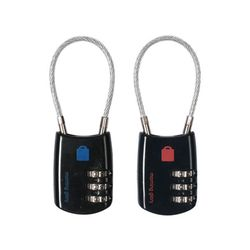 [모닝글로리]3500 3다이얼 케이블자물쇠