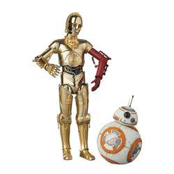[MAFEX 029] C-3PO & BB-8 (스타워즈7-깨어난 포스)