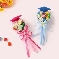 [아트랄라]큐트미니하트봉만들기(4개)사탕봉사탕포장캔디봉