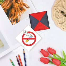 금연 딱지 만들기 패키지 DIY (30인)
